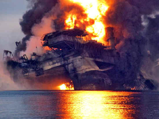 Deepwater Horizon oil spill of 2010