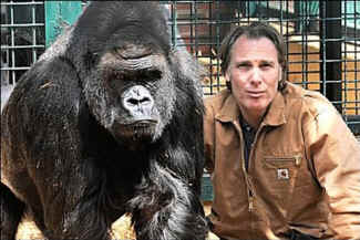 wildlife Damian Aspinall zoo