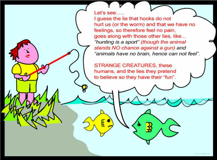 Cartoon Fishing Pictures. (Cartoon - 016) The next time