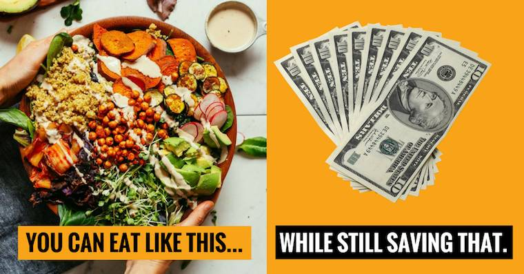 Dispelling The Myth That Eating Vegan Is Expensive
