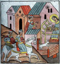 Riddles of st fevronia of murom