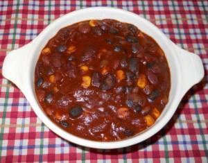 Chili Con Corny (3 Bean)
