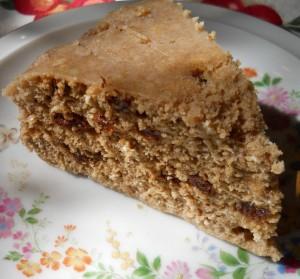 Cardamom Raisin Cake