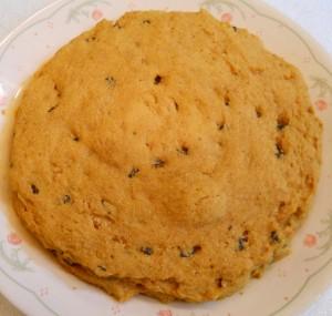 Sweet Potato Raisin Flatbread