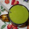 Green Smoothie: Collard Greens, Apples, More