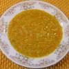 Green Split Pea Soup - Veg Curry