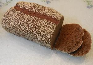 Ezekiel Bread with Sesame Seeds