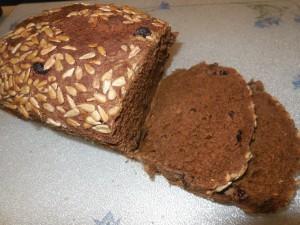 Ezekiel Raisin Bread