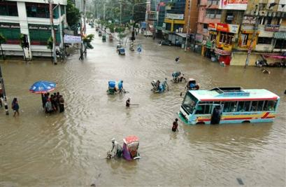 Flooding Case Studies from Bangladesh