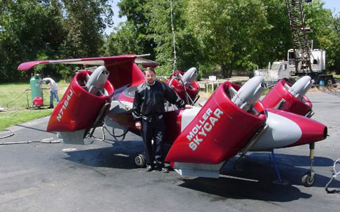 skycar price