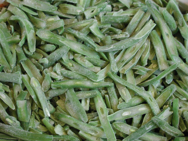 beans green french cut frozen french cut green or string or snap beans ...