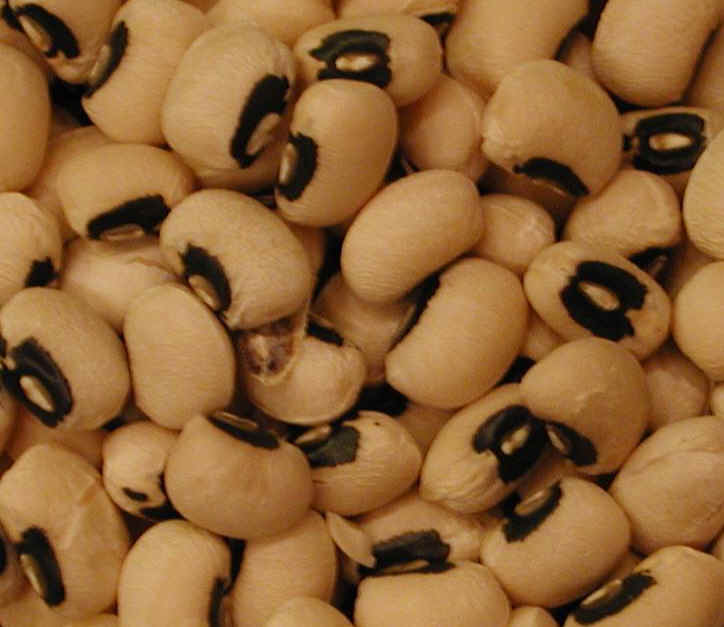 Black-eyed Peas (Cowpeas) - Ingredients Descriptions and Photos - An