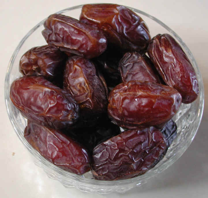 Ingredients Descriptions and Photos - Medjool Dates: An All ...