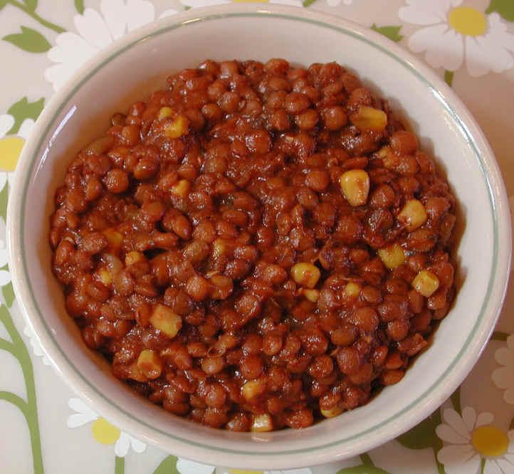 Lentil Chili: An All Creatures American International Vegetarian Vegan ...
