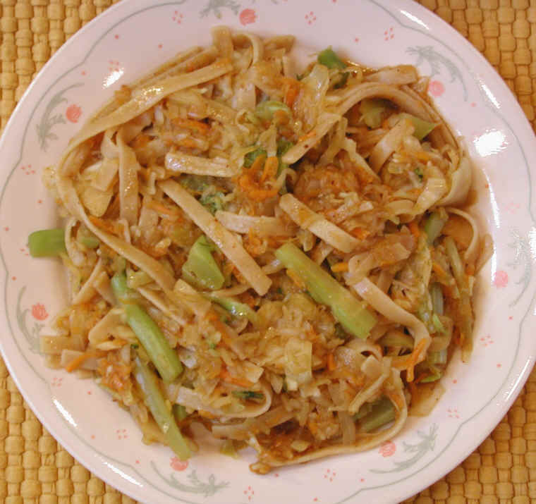 Chinese style pasta recipes - Pasta man recipes