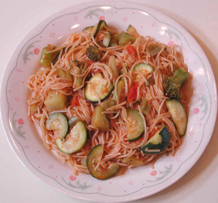 angel hair pasta angel hair zucchini noodles angel hair with zucchini ...