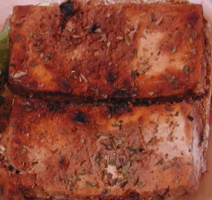 Broiled tofu recipes