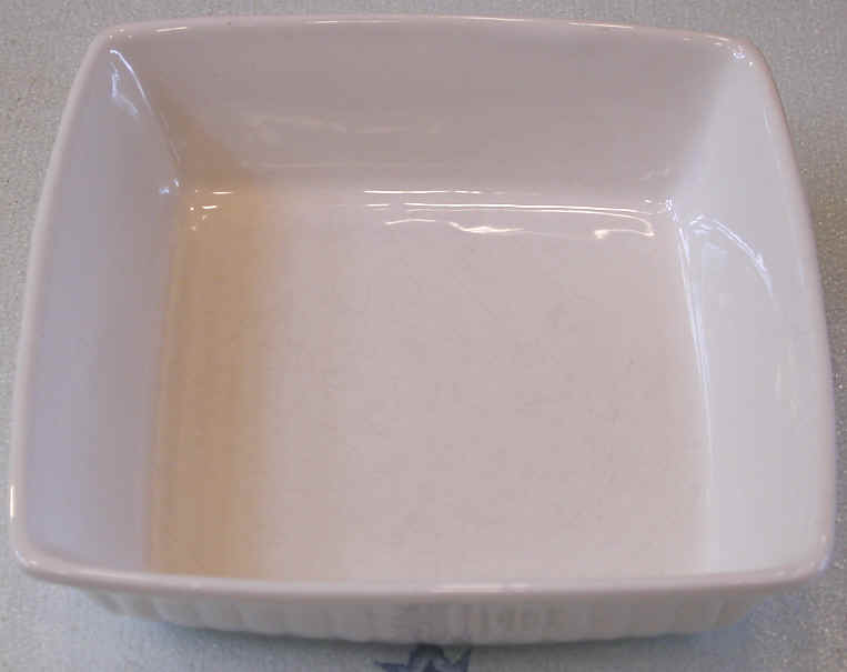 Baking Pan Small Ceramic