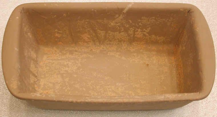 Bread Pan Stoneware Food Preparation Utensils And